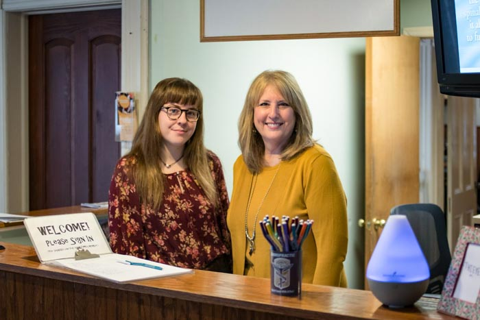 Panzica Family Chiropractic - Susan and Emily